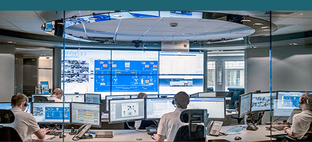CONTROL ROOM / MONITORING ROOM