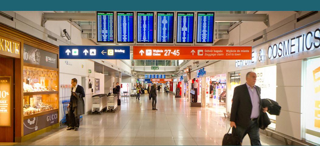 AIRPORT & PUBLIC AREA